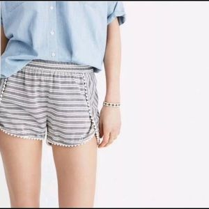 Madewell Oahu Cover Up Shorts